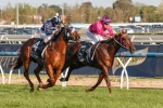 Rich Enuff Impresses In First Piece Of Trackwork