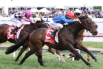 Weir wins 4th race with Ulmann saluting in Moonga Stakes