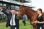 New Cox Plate trainer for Happy Trails is Byron Cozamanis