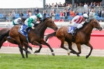 Cummings Happy With Ajax Stakes Duo