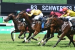 Santos on track for Golden Slipper after Skyline Stakes win