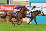 Persan books a Melbourne Cup spot with win in The Bart Cummings